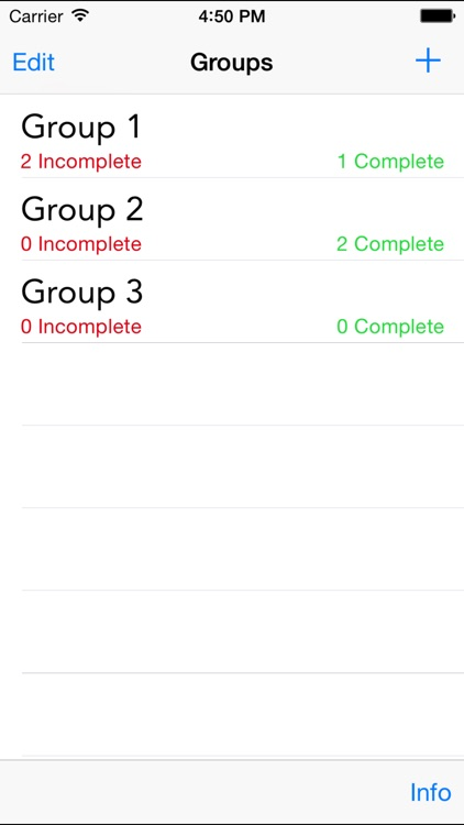 Task Manager for iOS8+ : Tasks and To-Do Lists