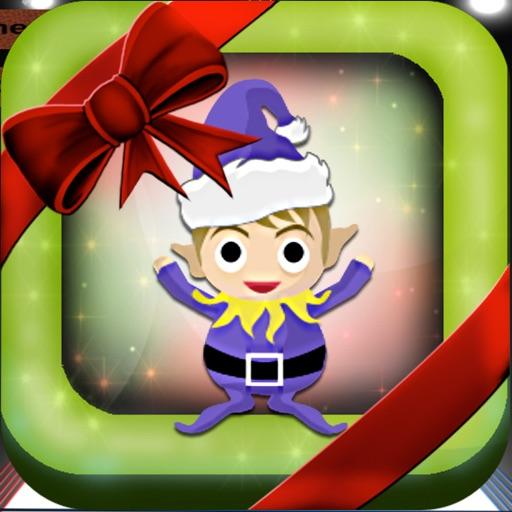 Christmas Elf Mega Holiday Fun Jump for Kid-s