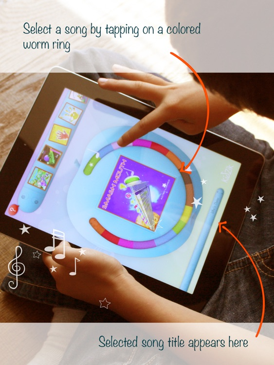 KidZik, music player for kids screenshot-3