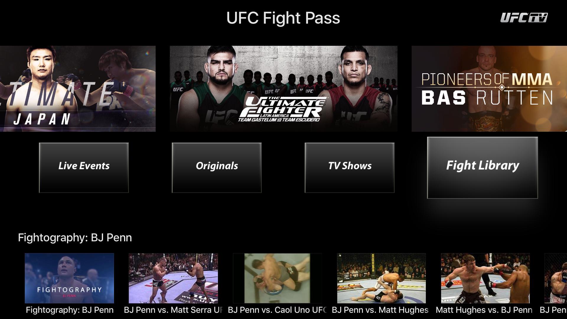 UFC ® screenshot 13