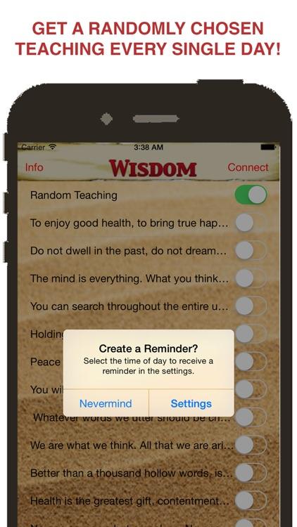 Ask Buddha with Daily Teachings™ screenshot-4