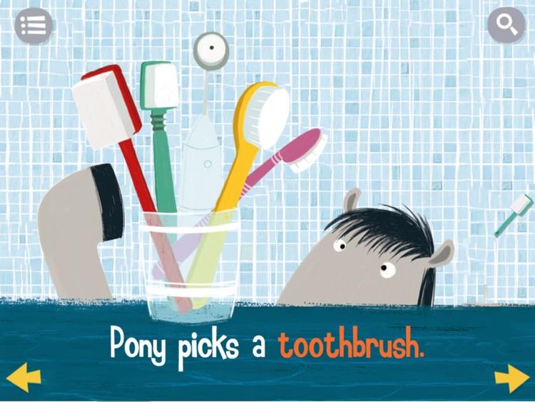 Pony Brushes His Teeth screenshot-3