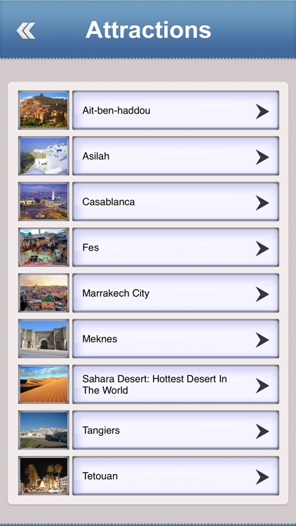 Morocco Essential Travel Guide screenshot-2