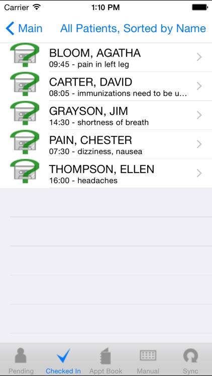 SuccessEHS Mobile EHR screenshot-3