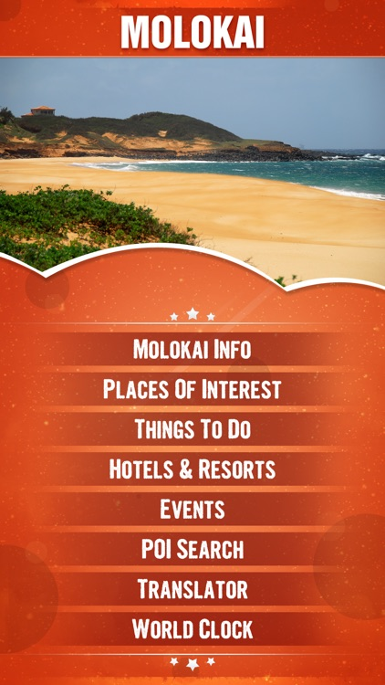 Molokai Tourism Guide