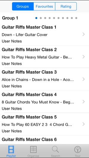 Guitar Riffs Master Class on the App Store