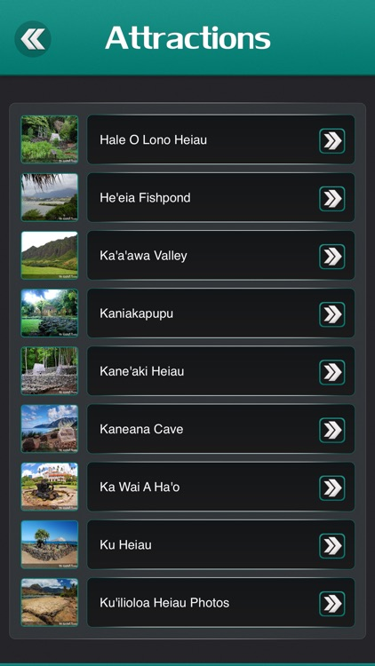 Oahu Offline Travel Guide screenshot-2