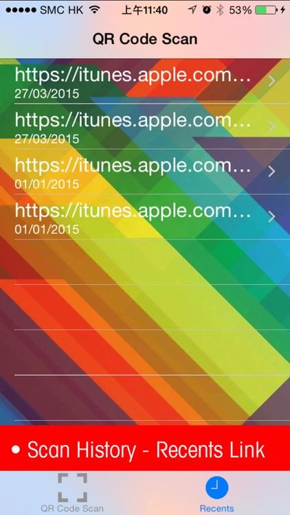 QR Code Scan Reader screenshot-3