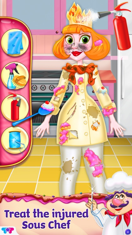 Clumsy Chef - Wedding Cake Adventures screenshot-3