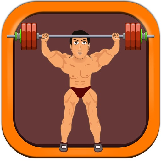 Muscle Man - Test Your iMuscle Strength iOS App
