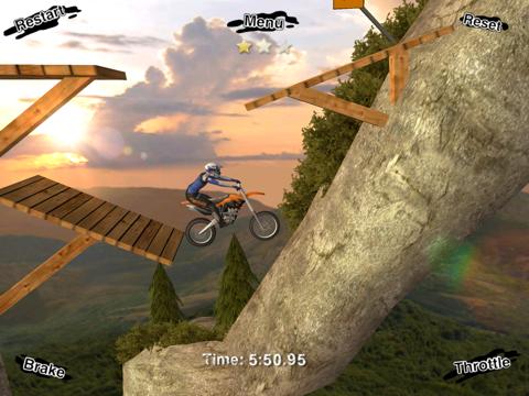 Motor Stunt Xtreme для iPad