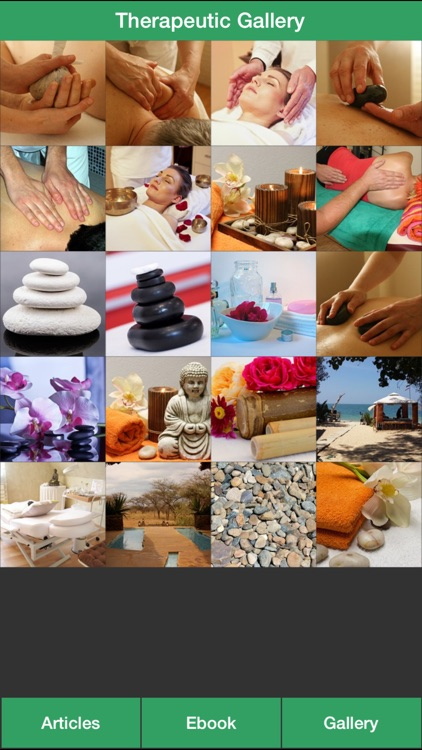 Therapeutic Massage Guide - Learn How Massage To Treat Your Illness! screenshot-1