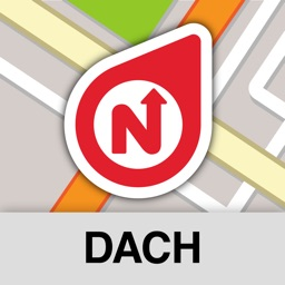 NLife DACH - Offline GPS Navigation, Traffic & Maps