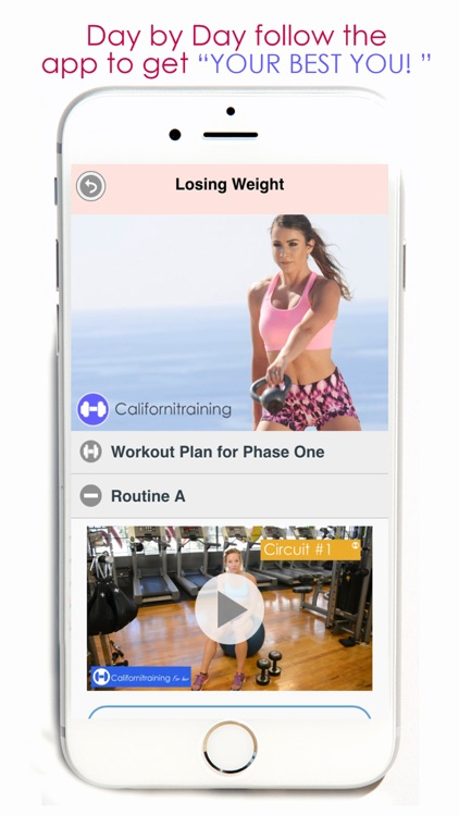 Fitness Californitraining-Workouts That Target Your Trouble Spots screenshot-3