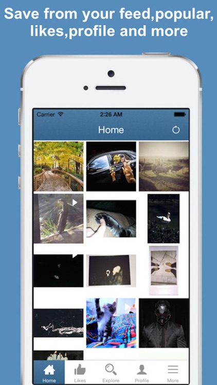 Social Repost - Photo and Video Reposter Instarepost Whiz App