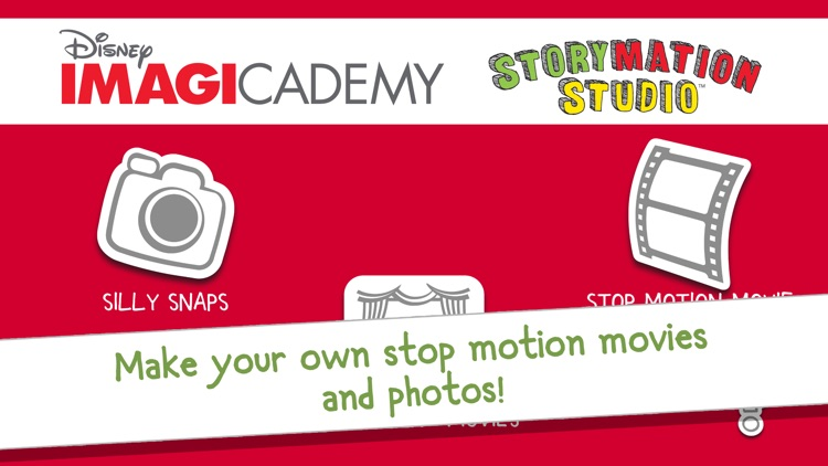 Storymation Studio: Disney Edition