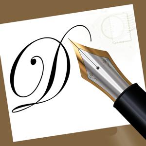 Handwritten email app