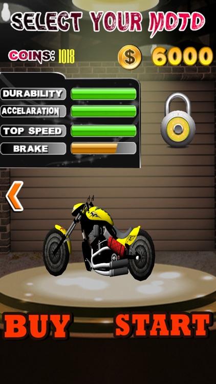Moto Bike Race screenshot-4
