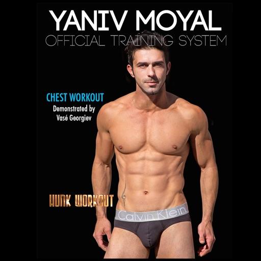 Yaniv moyal Chest workout demonstrate by Va'se
