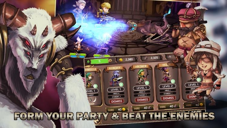 Vimala Defense Warlords screenshot-4