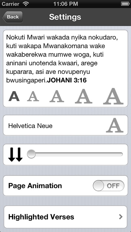 Shona Bible screenshot-3