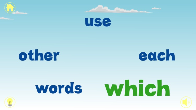 Intermediate Sight Words : High Frequency Word Practice to Increase English Reading Fluency screenshot-4