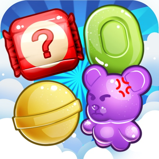 Awesome Candy Pop - The Connect Match 3 Puzzle