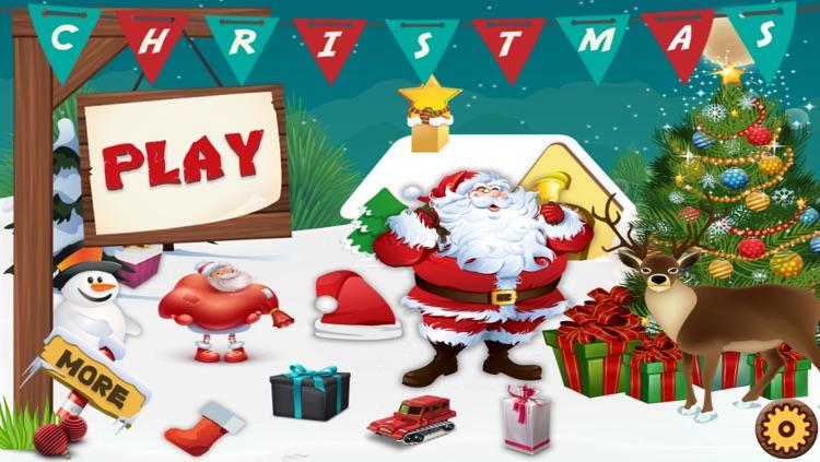 Christmas Hidden Objects Games screenshot-4