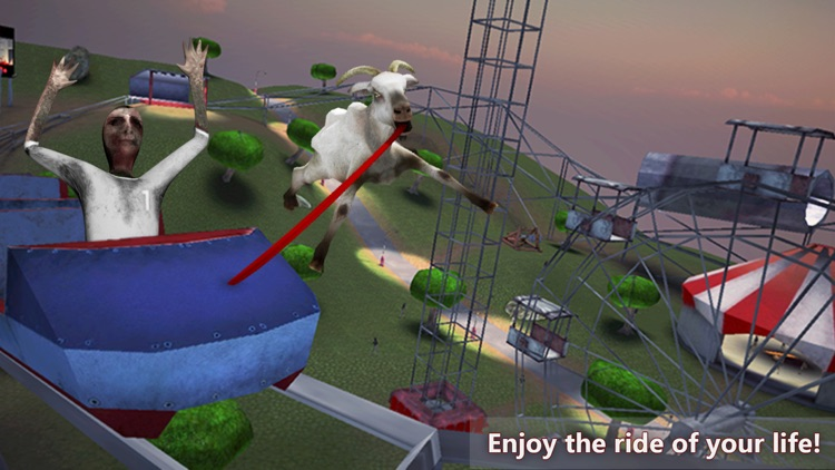 Goat vs Zombies: Best Simulator screenshot-0