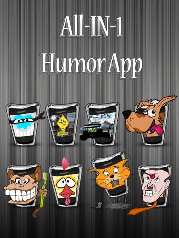 ALL-IN-1 Humor App-ipad-0