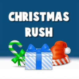 Christmas Rush - Free X-mas Matching Puzzle Game For Kids
