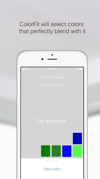 ColorFit - Color Design for Home and Fashion