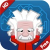 Einstein™ Brain Trainer HD Free: 30 exercises to practice your logic, memory, calculation, and vision skills - more effective than sudoku, puzzle, or quiz games