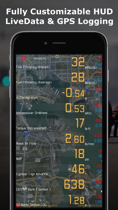 NovaScan - The OBD Total Solution screenshot three