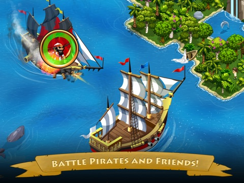Скачать игру Tap Paradise Cove: Explore Pirate Bays and Treasure Islands