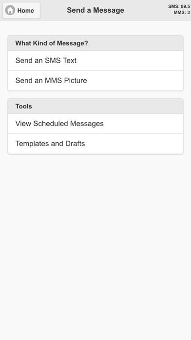 Textlocal Messenger screenshot three