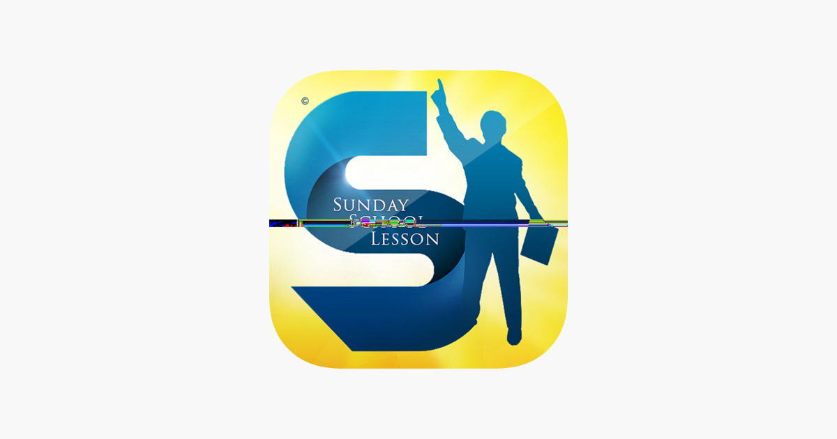Sunday School Lesson on the App Store