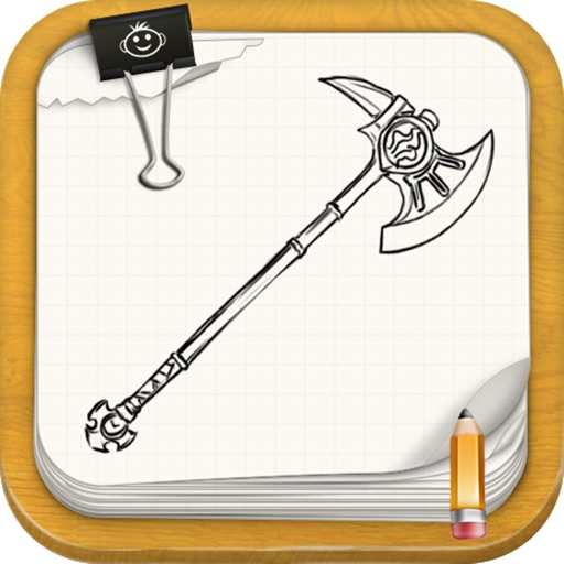 Learn To Draw Cold Steel Arms