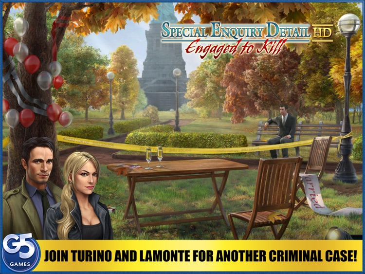 Special Enquiry Detail: Engaged to Kill® HD screenshot-0