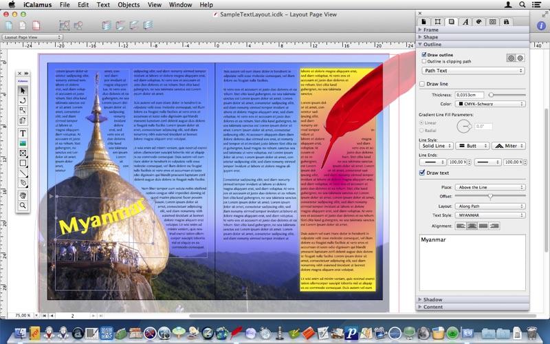 iCalamus 2 Screenshots