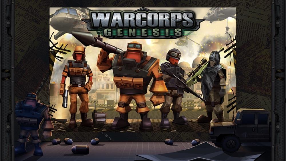 WarCom: Genesis Cheat Codes