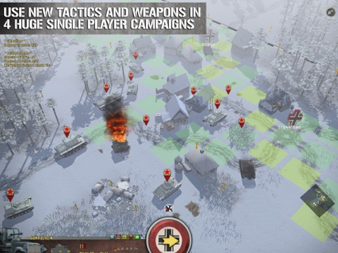 Battle Academy 2: Eastern Front для iPad