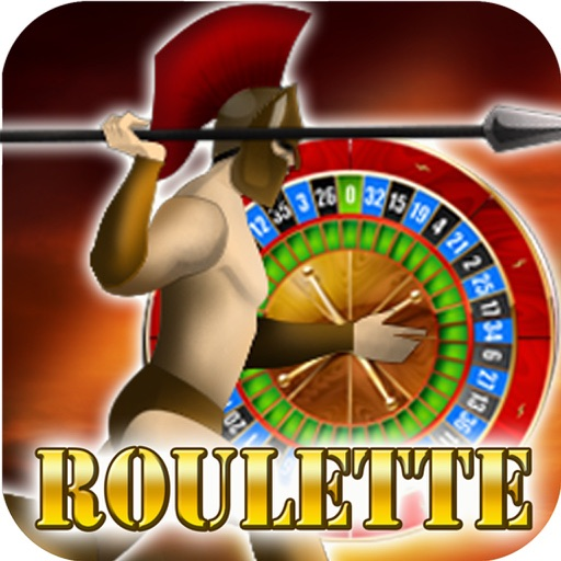 Athletic Spartan Las Vegas Style Pro Roulette - Bet, Spin and Win!