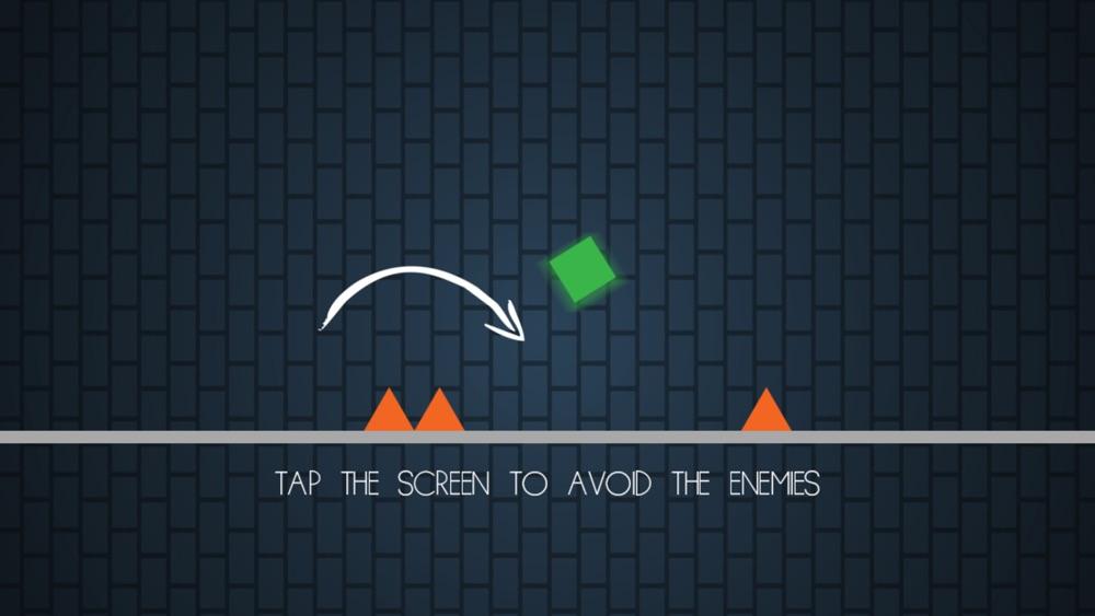 Alpha Square Jump: Geometry Cube Escape Run hack tool