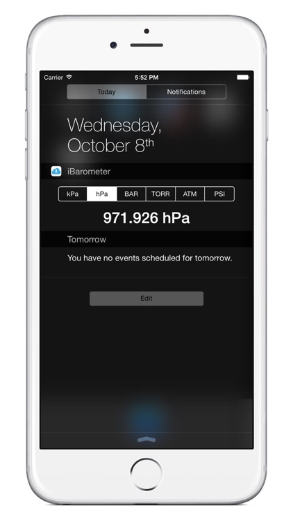 iBarometer - for iPhone 6