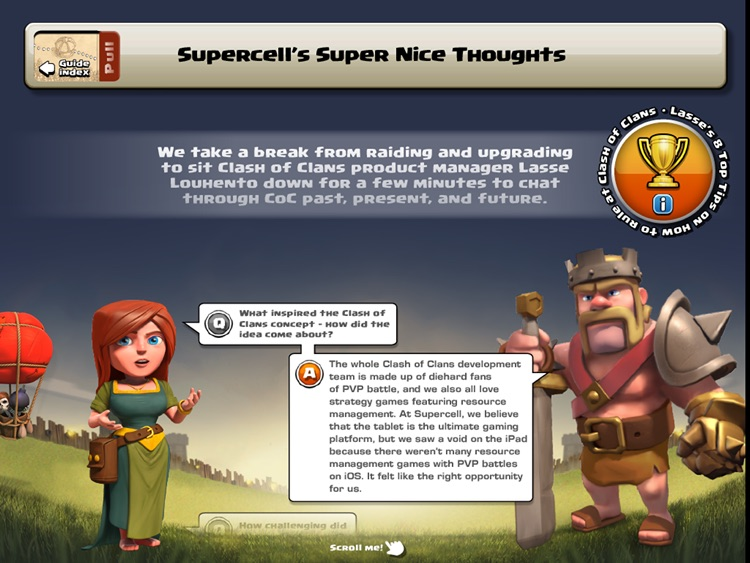 The Pocket Gamer Guide to Clash of Clans screenshot-4