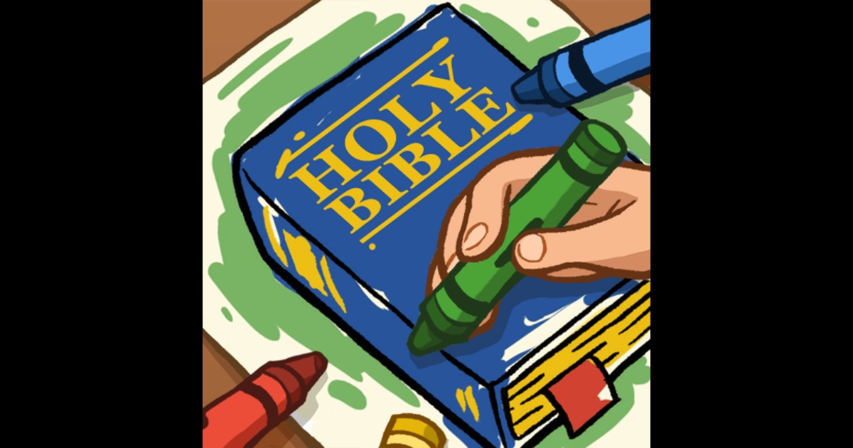bible coloring pages app download