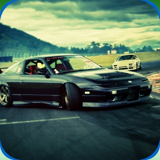 3D Muscle Car Off-Road Outlaw Drift Game Pro