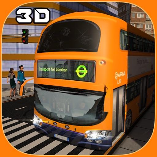 Экстрим город симулятор водителя автобуса 3D
