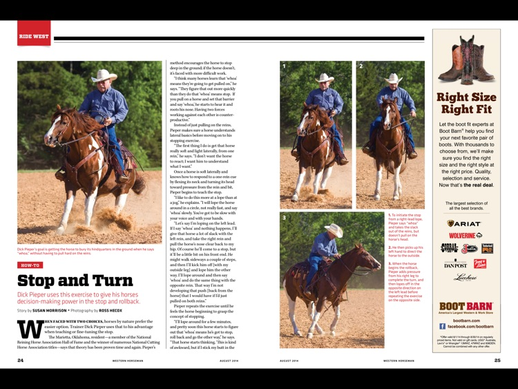 Western Horseman Magazine screenshot-3